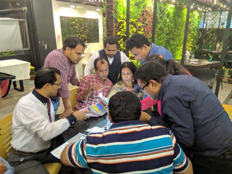 Team Building ICDB 8