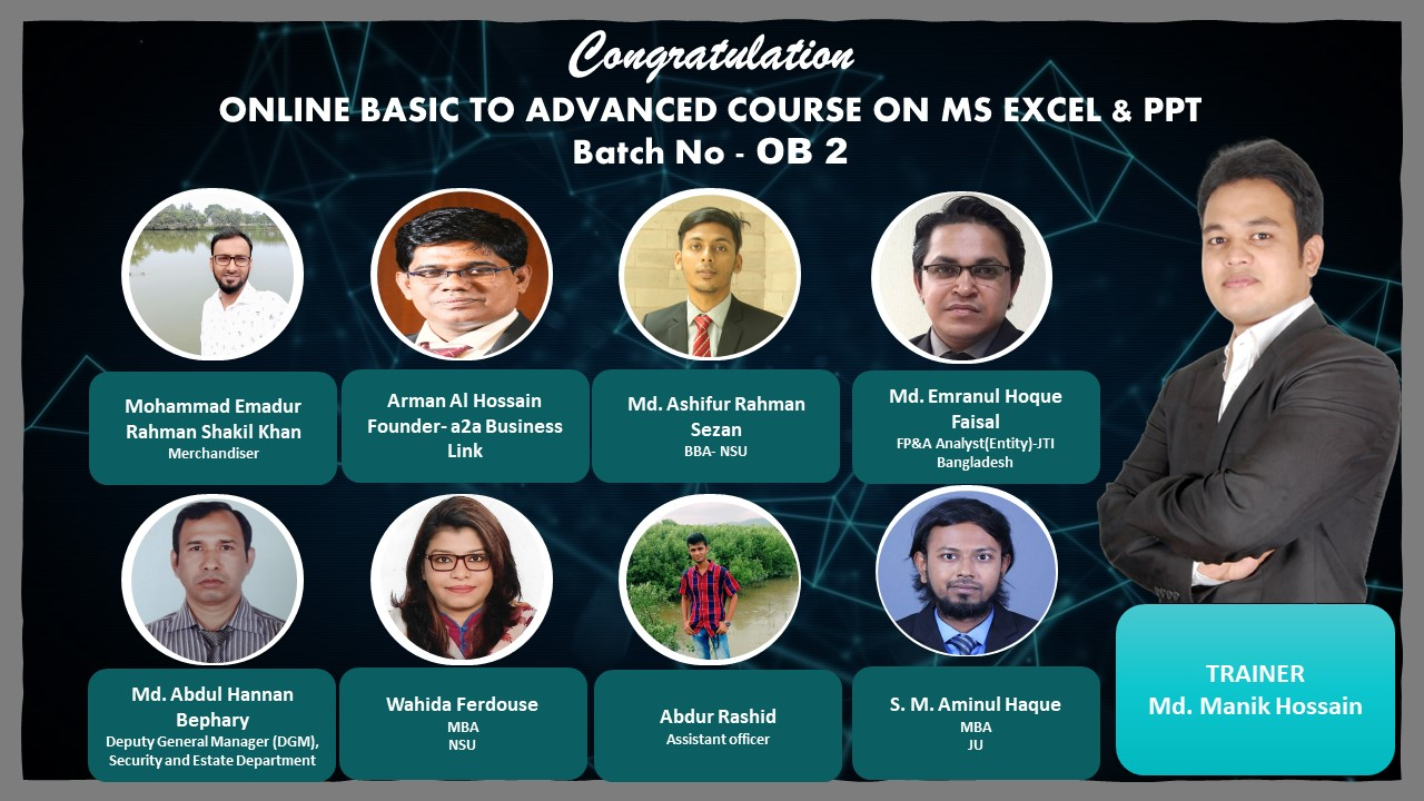 Certificate Giving Ceremony of OB – 2