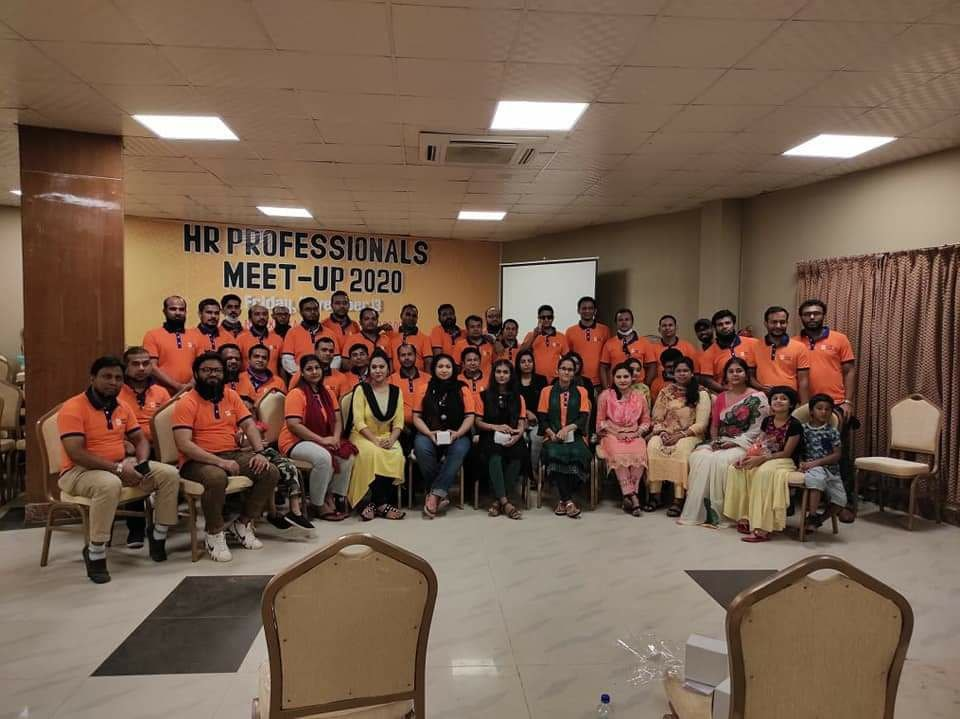 HR Professionals Meet-Up 2020